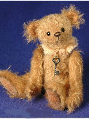 "Marigold - 6"" Miniature Antique Style Teddy Bear Pattern"