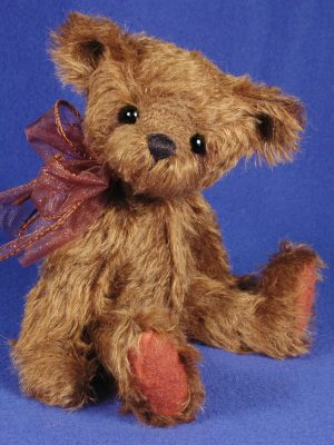 "Charlie - 10"" Jointed Artist Teddy Bear Pattern"
