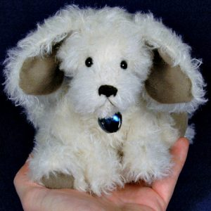 """Dusty - 6"""" Jointed Puppy Dog Pattern"""