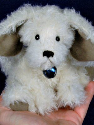 "Dusty - 6"" Jointed Puppy Dog Pattern"