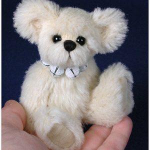 Flake - Miniature Teddy Bear Pattern