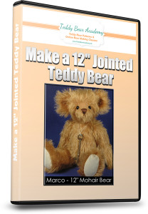 How to make a teddy bear workshop video