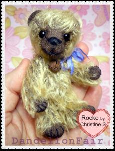 How to make a miniature teddy bear