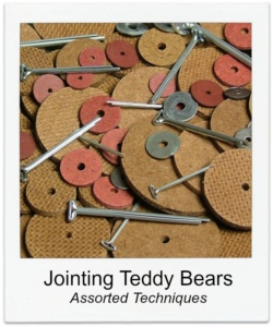 How to Add Joints to Teddy Bears
