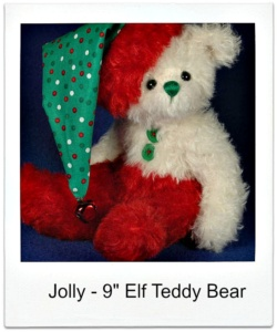 Jolly - Elf Teddy Bear Class