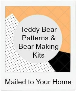 Teddy Bear Patterns and Bear Making Kits
