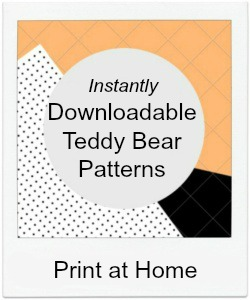 Digital Teddy Bear Patterns