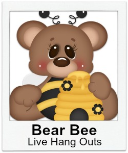 Bear Bee Hang Outs